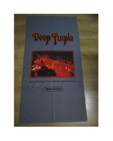 Deep Purple - Made in Europe Beach Towel